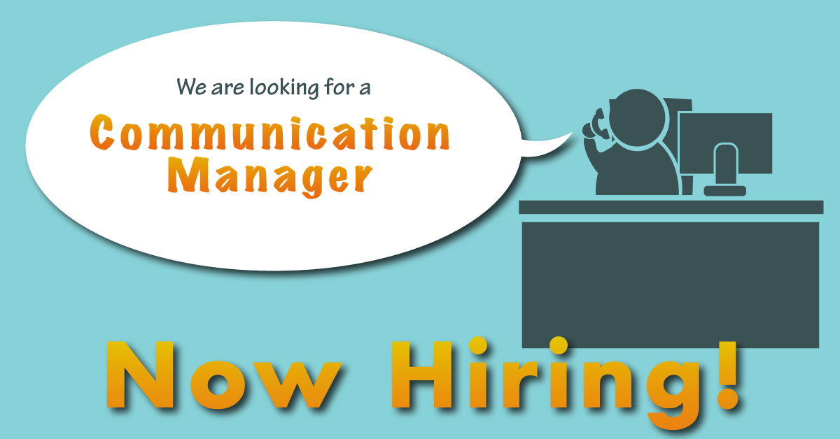 Customer Support & Communications Manager - Oral History